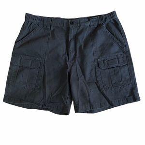 Savane men's hiking shorts - dark gray